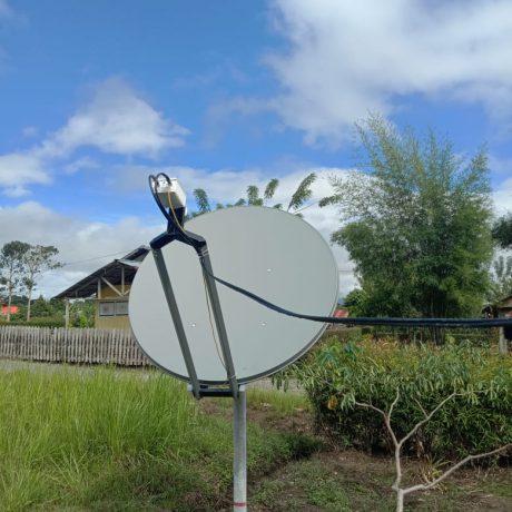 Pusat Internet Masyarakat Desa Wuasa1